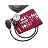 ADC PROSPHYG 760 Pocket Aneroid Sphygmomanometer, Magenta, Adult
