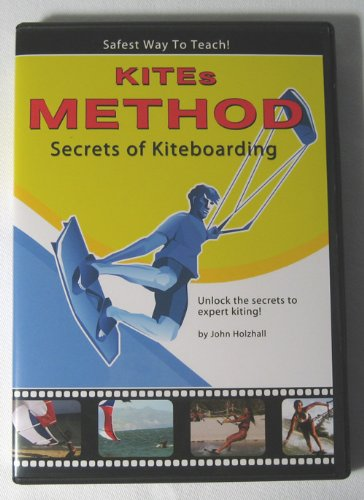 SECRETS OF KITEBOARDING DVD KITE KITESURF KITESURFING OUTDOOR SPORTS LEARN FUN !