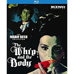 The Whip and The Body: Kino Classics Remastered Edition [Blu-ray]