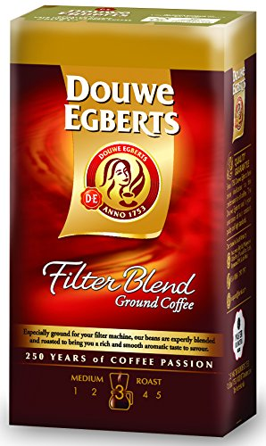 Douwe Egberts Filter Blend Ground Coffee 8.8 Ounces (Pack of 2) (Douwe Egberts Liquid Coffee compare prices)