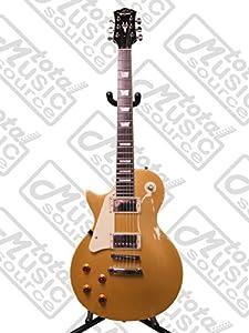 Oscar Schmidt by Washburn Left Hand OE20 LP Style Guitar, Lefty, OE20GLH