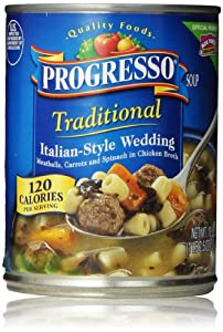Progresso Traditional, Italian-Style Wedding, 18.5 oz