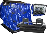 Otter pro xt900 xtreme thermal cabin package ice house for Otter fish houses