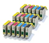 Epson Stylus Photo P50 x 18 Pack Compatible Printer Ink Cartridges
