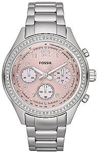 Fossil Women's CH2798 Flight Stainless Steel Watch
