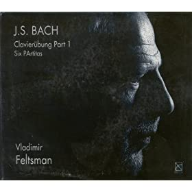 Bach: Partitas Nos. 1-6 - 2-Part Inventions