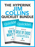 img - for The Jim Collins Quicklet Bundle - Good to Great & How the Mighty Fall book / textbook / text book