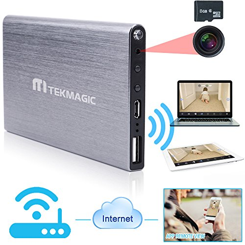 tekgagic-8gb-1920x1080p-hd-red-wifi-camara-espia-banco-portatil-banco-de-energia-grabadora-de-video-