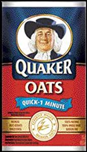 quaker quick oats price