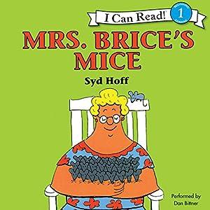 Mrs. Brice's Mice Audiobook