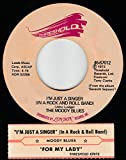 45vinylrecord I'm Just A Singer (In A Rock & Roll Band)/For My Lady (7