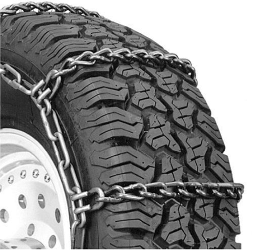 Security Chain Company Qg3227 Quik Grip Wide Base Type Dh Light Truck Traction Chain - Set Of 2