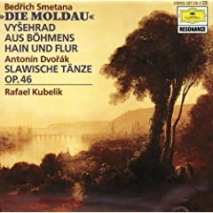 "Smetana: ""The Moldau"" / Dvor�k: Slavonic Dances"