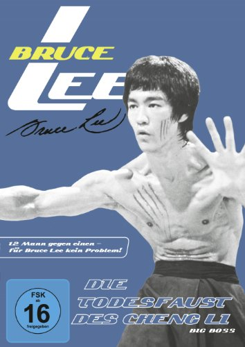 Bruce Lee - Die Todesfaust des Cheng Li [Import allemand]