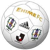 adidas(アディダス) J リーグサインボール 愛媛FC [ EHIME FC ] AMS21EF