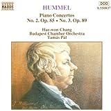 Klavierkonzerte Op.85+89