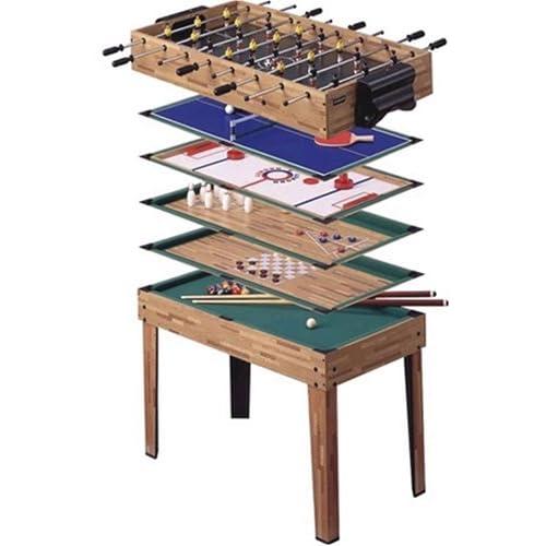 Harvard Foosball Table Setup Instructions