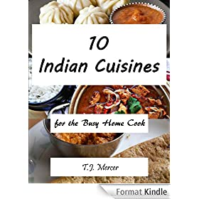 Indian Cuisines for the Busy Home Cook