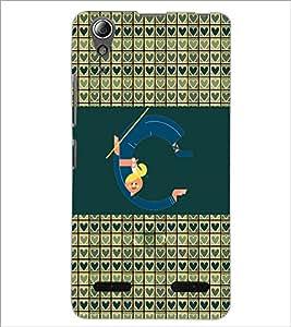 PrintDhaba GRANDbet C D-2591 Back Case Cover for LENOVO A6000 PLUS (Multi-Coloured)
