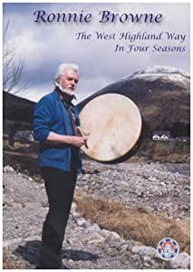 Ronnie Browne - the West Highland Way in Four Seasons: DVD