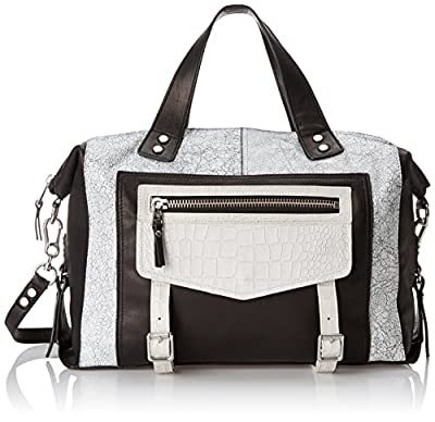 Ash Mason Satchel Top Handle Bag