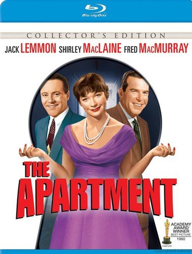 Blu-ray : The Apartment (Blu-ray)