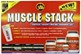 All Stars Muscle Stack, Variante 6 (vanilla, fruit punch, ch...