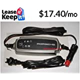 Porsche Dual Mode Battery Maintainer / Charger