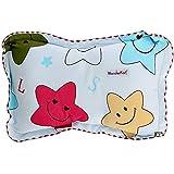 WonderKart Star Print Feeding & Nursing Baby Neck Pillow - Blue