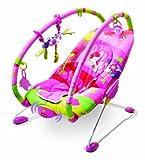 TINY LOVE タイニープリンセス ジミニー・バウンサー 幅52×高さ60.5×奥行70.5cm 5090866001 11.3kg以下対象 かわいいピンクのバウンサー ランキングお取り寄せ