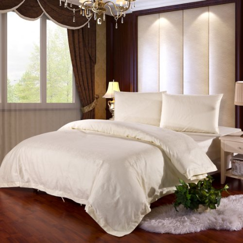 Daloyi Hotel Prime: Duvet Cover For Queen - Buttonwood Leaf - Jf2M015
