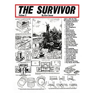 002: Survivor, Volume 2, Saxon, Kurt