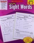 Scholastic Success with Sight Words,...
