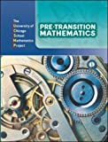 img - for Pre-Transition Mathematics (University of Chicago School Mathematics Project) book / textbook / text book