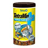 Tetra 77243 TetraMin Plus Fish Food, 7.06-Ounce