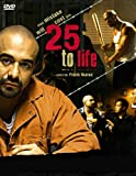 Cover art for  25 to Life
