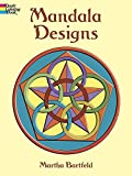 img - for Dover Publications Book, Mandala Designs (Dover Design Coloring Books) by Martha Bartfeld (2000-03-20) book / textbook / text book