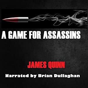 A Game for Assassins Audiobook