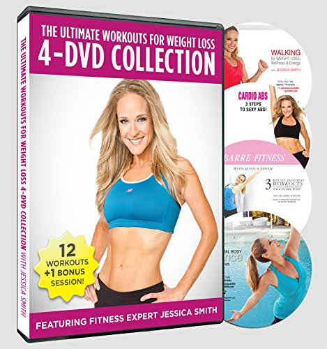Best Review Of The Ultimate Workouts for Weight Loss: 4-DVD Collection