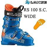 LANGE(ラング) ラング スキーブーツ 2017 RS 100 SC WIDE 16-17 LANGE RS RACEシリーズ スキーブーツ LBF1500 26cm