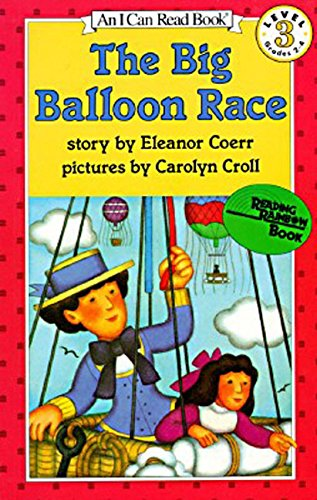 The Big Balloon Race (I Can Read Book)