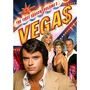 Vega$, Season 1, Volume 2 starring Tony Curtis.