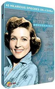 Fabulous Betty White Collection (4 DVD Collector Tin)