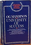 Og Mandino's University of Success (0553013882) by Mandino, Og