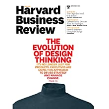 Harvard Business Review, September 2015  by Harvard Business Review Narrated by Todd Mundt