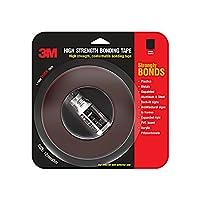 3M Hi Strength Bond Tape, 12 mm x 5 m (1 Roll + Primer)