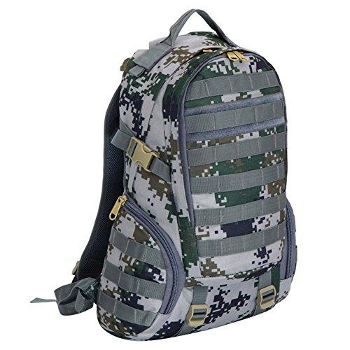 Tactical sac / Voyage / extérieur sac camouflage alpinisme / ordinateur étanche sac à dos-6 40L