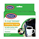 Keurig K-Cup Machine Cleaning Pods by Urnex - 5 Cleaning pods per box (compatible with Keurig 2.0 machines, packaging may vary)