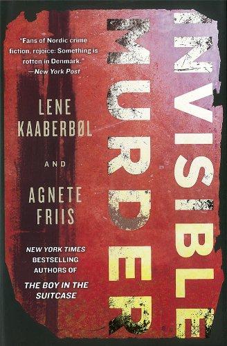 Image of Invisible Murder (A Nina Borg Novel)
