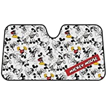 Mickey Mouse Front Sunshade
